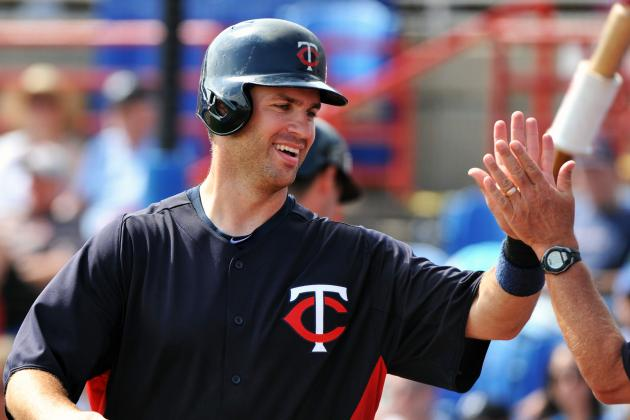 Joe Mauer Becoming a Dad; Twins Are on the Way