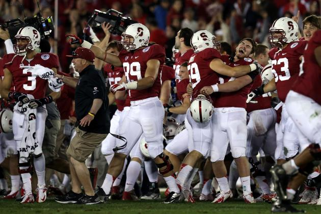 Spring football 25: Stanford Cardinal