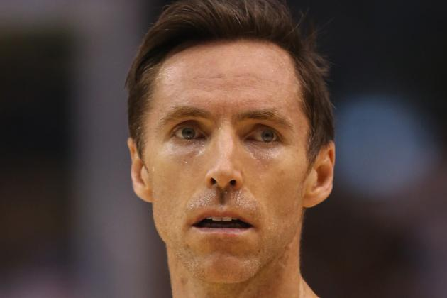 Steve Nash Reinventing Himself for Lakers