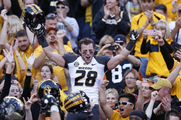 Good News, Bad News for Mizzou's Moe at NFL Combine