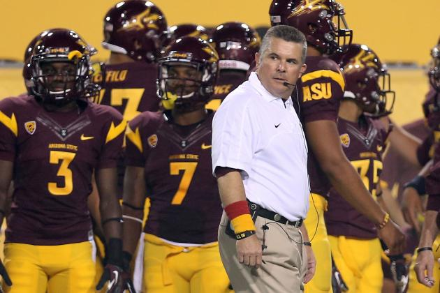 Arizona State Sees Resurgence Under Todd Graham