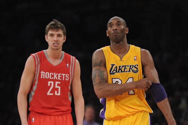 Chandler Parsons: 'I Could Care Less About the Lakers'