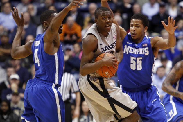 Memphis Determined to Start New Streak After Loss at Xavier