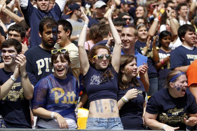 Opener Against Florida State Excites Pitt Football Fans