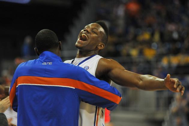 Gators' Ailing Trio to Be Ready Saturday