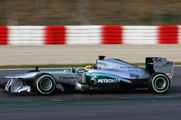 Lewis Hamilton 'Really Happy' with Mercedes Progress