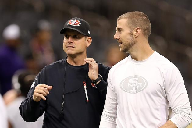 Ex-QBs: Alex Smith Will Be Fine Without Jim Harbaugh