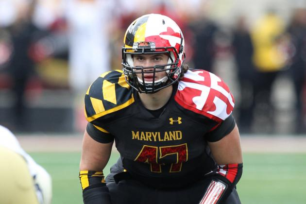 Four Terps Football Players Named to All-ACC Academic Team