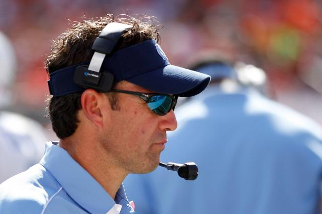 UNC Coach Larry Fedora: Tar Heels Will Win Championships