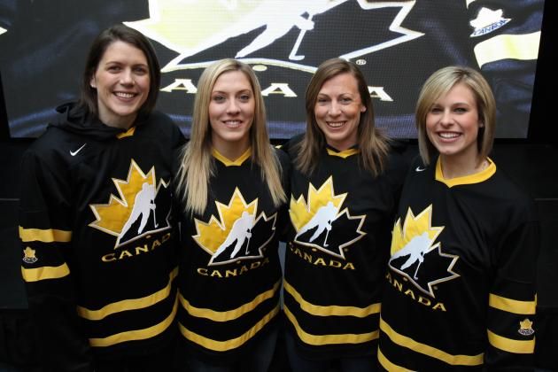 Canadian Team to Don New Livestrong Third Jersey for IIHF Women's Worlds