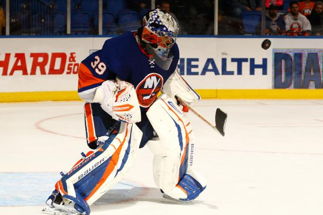 Rick DiPietro Comments on Demotion by New York Islanders