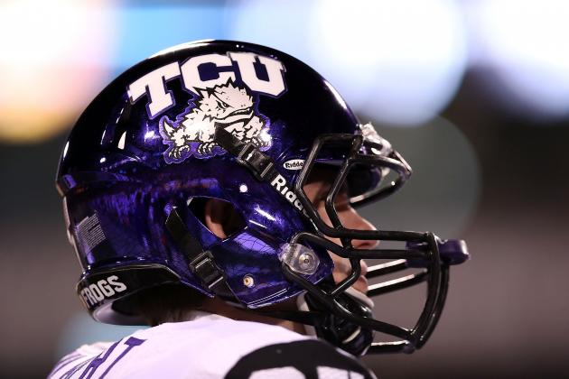 TCU Finds Its Swagger as Spring Practice Begins