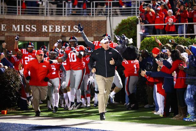 Ole Miss Football Recruiting 2014: Hugh Freeze, Ole Miss off to a Strong Start