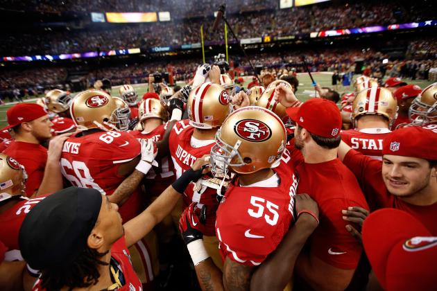 How the San Francisco 49ers Became the Scariest Team in the NFL
