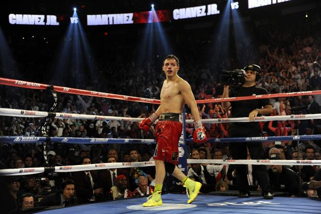 Julio Cesar Chavez Jr. Handed Stiff Penalty from NSAC for Positive Drug Test