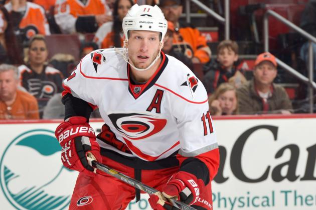Jordan Staal Trade Between Penguins and Hurricanes Has Been a Win for Both Teams