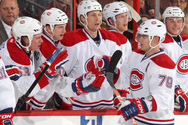The Habs Have Their Minds in the Right Place -- on Top