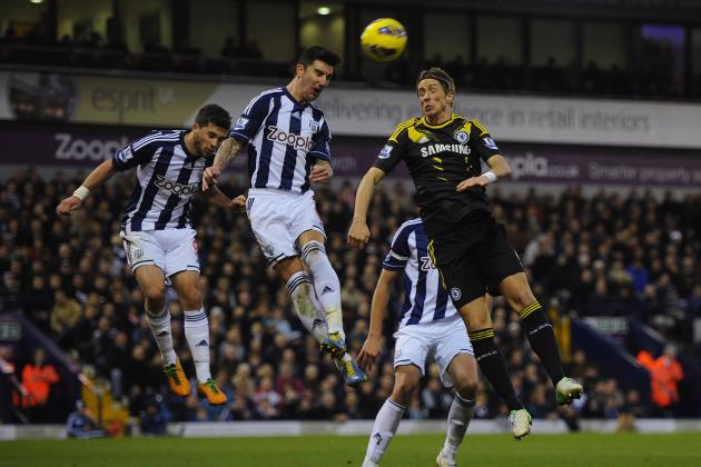Chelsea vs. West Bromwich Albion: Date, Time, TV Info and Preview