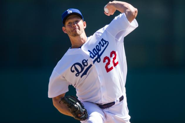 Dodgers, Clayton Kershaw Interested in Contract Extension