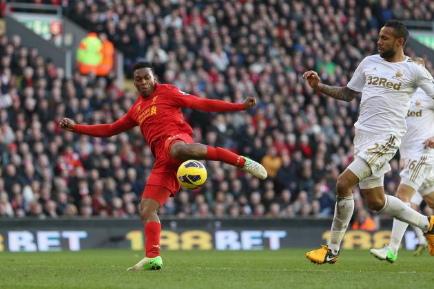 Liverpool: Can Reds Beat Wigan Athletic Without Injured Daniel Sturridge?