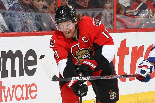 Despite Trade Rumors, Alfredsson 'Can't See' Going to Boston