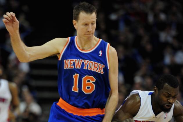 Scout: Knicks' Second Unit 'Scares No One