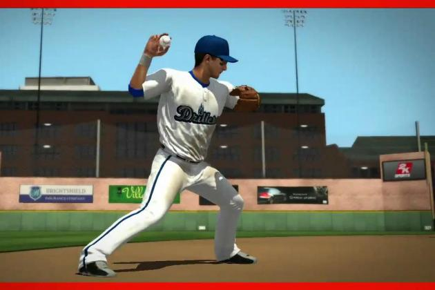 MLB 2K13: Breaking Down New Trailer for My Player Mode