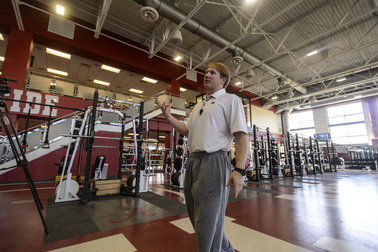 Alabama's New Weight Room Impresses 2014 RB Prospect (with Video)