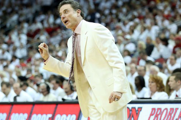 Rick Pitino Believes the Catholic 7 Should Take 'Big East' Name with It