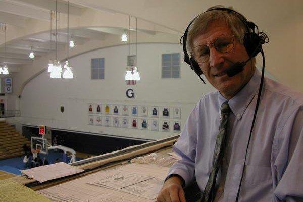 'HOYAS WIN! HOYAS WIN!' G'town Radio Man Goes Nuts Again