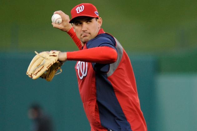 Ryan Zimmerman Starts Throwing to Bases, Feeling 'back to Normal'