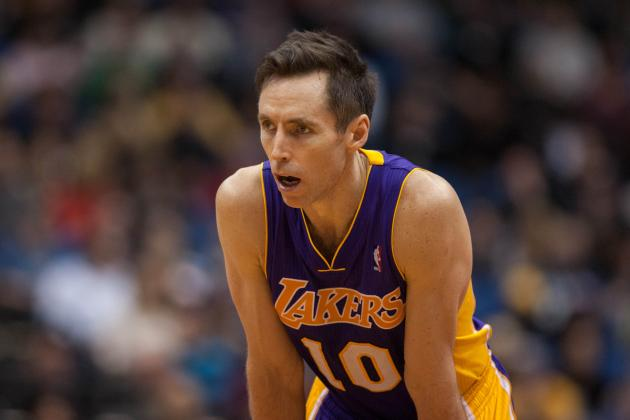 Steve Nash: Point Guard Has No Reason to Regret Coming to Lakers