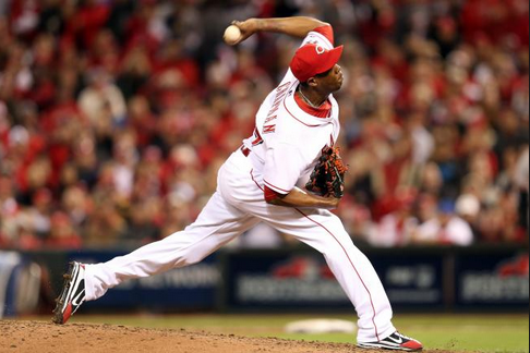 Chapman Shines with 2 Scoreless Innings in Spring Debut