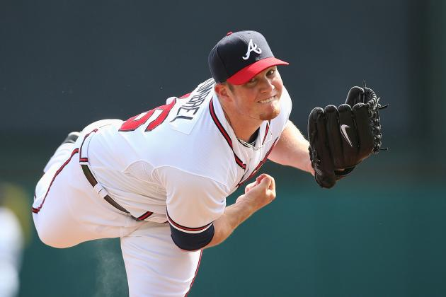 No Worries for Braves After Rough Outings by Maholm, Kimbrel
