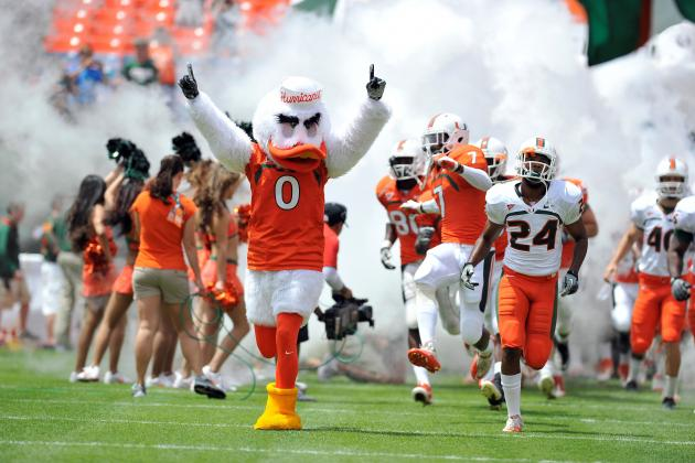 Miami Football Spring Game 2013: Date, Time, Practice Schedule and TV Info