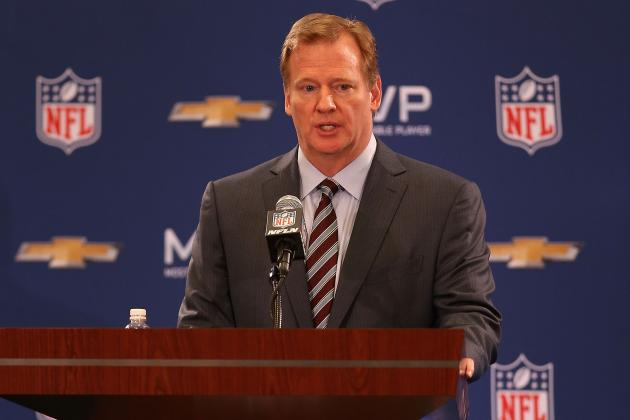NFL Sets 2013 Salary Cap at $123M, Up from $120.6M