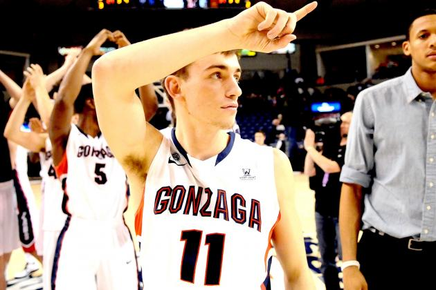 Gonzaga Basketball: Why Numbers Show Zags Deserve No. 1 Ranking