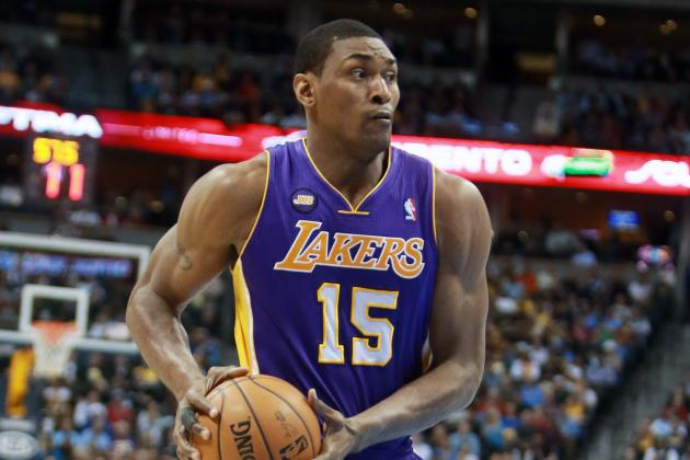 Metta World Peace Receives Retroactive Flagrant-Two Foul