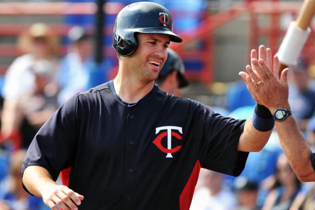 Minnesota Twins Star Joe Mauer and Wife Obviously Expecting Twins