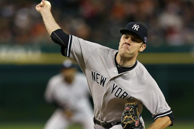 Phelps Throws 3 Scoreless Innings for Yankees