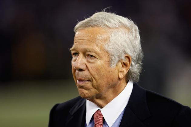 Patriots Have Room to Work Under Finalized Salary Cap