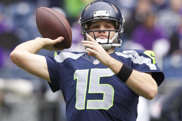 Matt Flynn Will Not Be Released by Seattle Seahawks