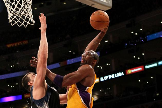 Minnesota Timberwolves vs. LA Lakers: Live Score, Results and Game Highlights
