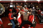 LeBron and the Heat Do the Harlem Shake
