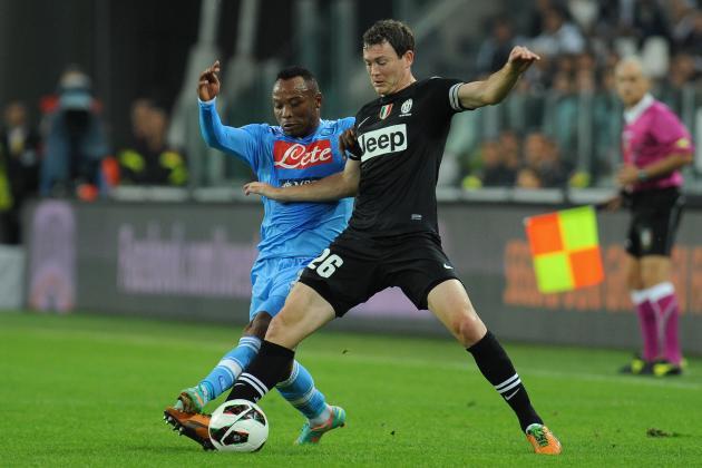 Napoli 1-1 Juventus: Live Score, Highlights, Recap