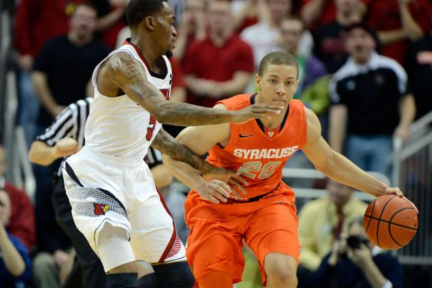 Louisville vs. Syracuse: Start Time, Live Stream, TV Info, Preview and More