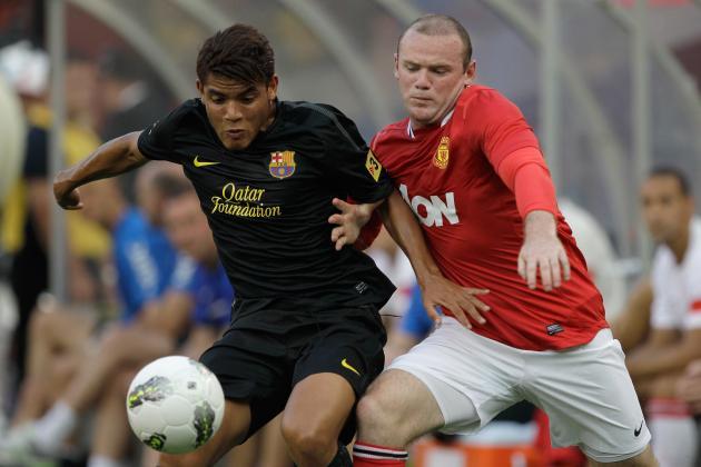 FC Barcelona: A Brief Comparison with Manchester United