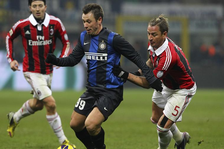 Serie A: What Milan Clubs' Struggles Mean for Future of Italian Football