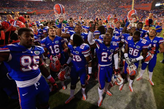 Florida Spring Game 2013: Date, Time, Practice Schedule and TV Info