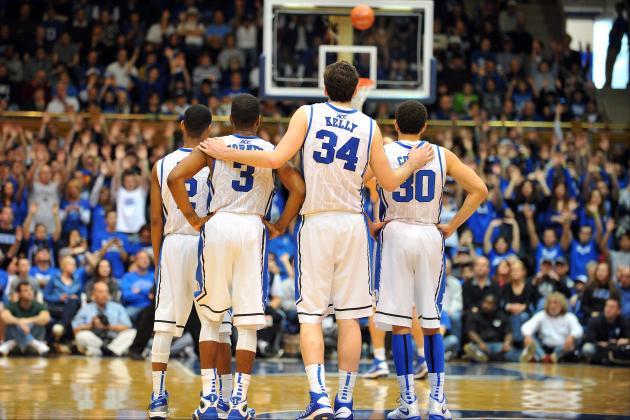 Duke Basketball: What Ryan Kelly's Return Will Do for Blue Devils